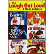 The Laugh Out Loud 6-Movie Collection: Bewitched (2005) / Beverly Hills Ninja / The Cable Guy / So I Married An Axe Murderer / Mixed Nuts / The Pest