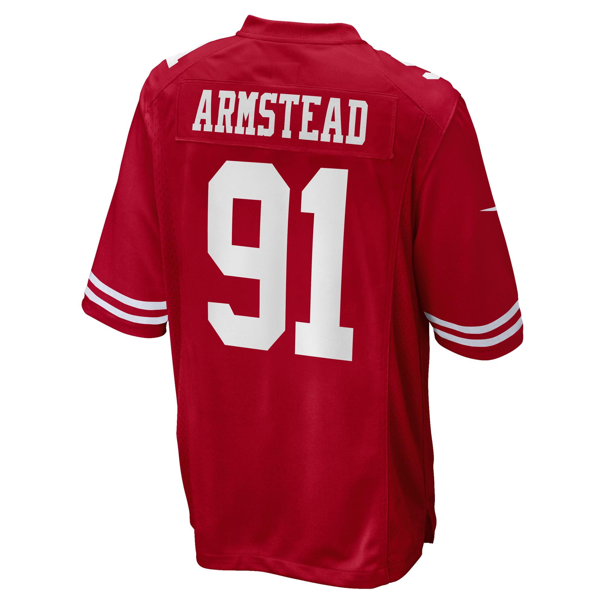 Arik Armstead San Francisco 49ers Nike Game Jersey - Scarlet
