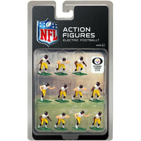 8989b5270 Pittsburgh Steelers Away Uniform NFL Action Figure Set - Walmart.com