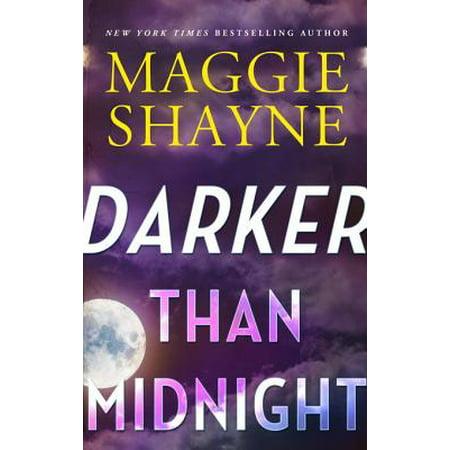 Darker Than Midnight - eBook