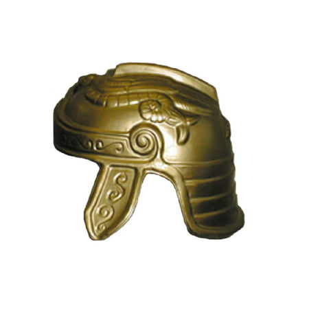 Roman Helmet Trojan Warrior Hat Costume Accessory - Roman Warrior Costumes