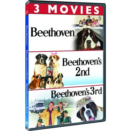 Beethoven / Beethoven's 2nd / Beethoven's 3rd (Anamorphic Widescreen)