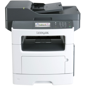 Lexmark MX511DHE Laser Multifunction Printer - Monochrome...