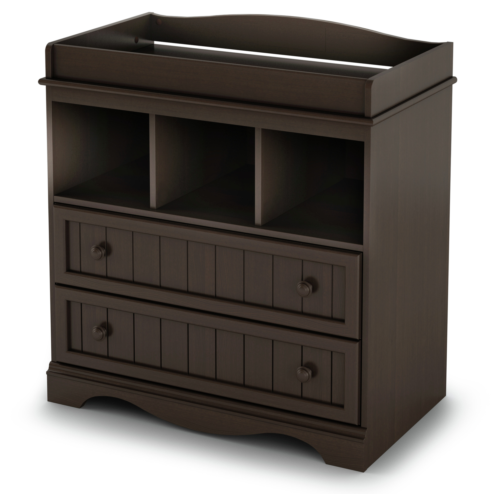 South Shore Savannah Changing Table With Drawers, Multiple Finishes    Walmart.com
