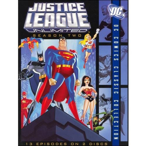 Justice League Unlimited: Season Two (Widescreen, LIMITED)