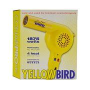 Best Cheap Blow Dryers - Conair Pro Yellow Bird Hair Dryer (Model: YB075W) Review