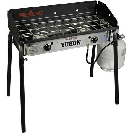 Camp Chef Yukon 60 000 Btu 2 Burner Camp Stove Walmart Com