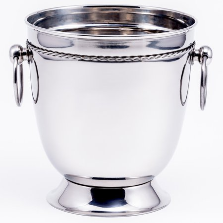4¾ Qt. Stainless Steel Champagne Bucket ()