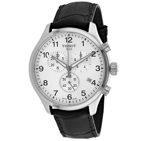 Chrono XL Classic Chronograph Silver Dial Mens Watch T116.617.16.037.00