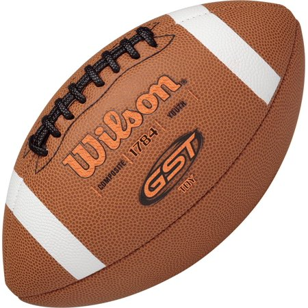 Wilson GST Composite Football, TDY