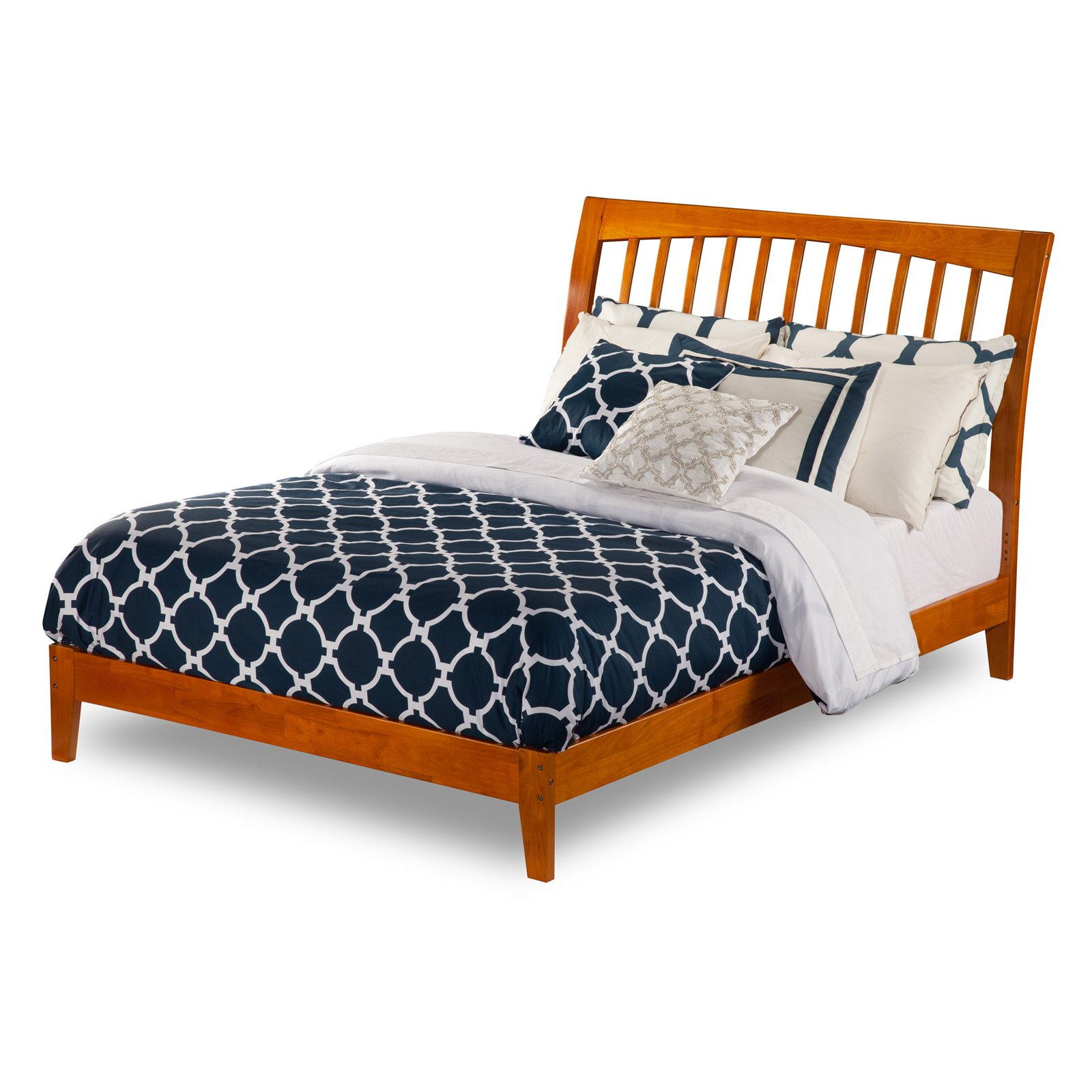 Atlantic Furniture Orleans Traditional Bed