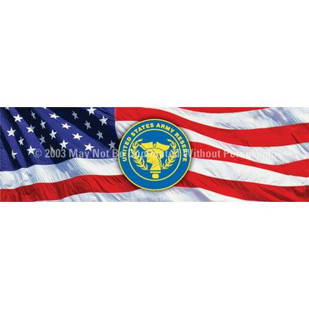 Window Graphic   16X54 U S  Army Reserve