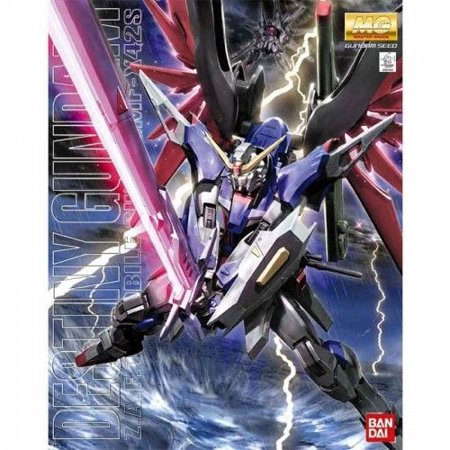 Bandai Hobby Gundam SEED Destiny Gundam MG 1/100 Model Kit ()