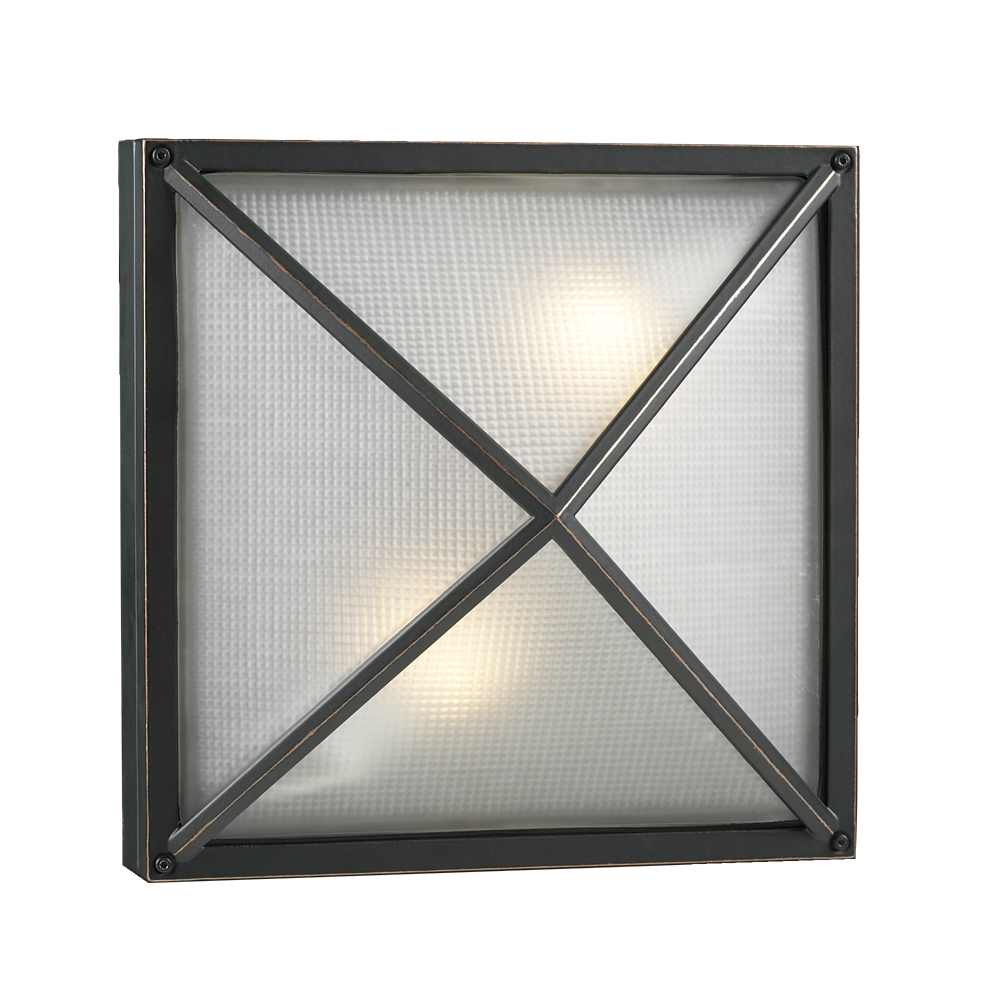 PLC 1 Light Outdoor Fixture Pema Collection 31630ANS