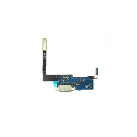 USB Charger Port Dock Connector Flex Cable for Samsung Galaxy Note 3 N900V VZW Version
