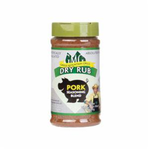 GMG GMG-7003 Pork Seasoning Blend Dry Rub, 8.64