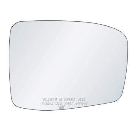 Passenger Side Rear View Mirror Glass Replacement Right Hand Fits 2005 2006 2007 2008 2009 2010 Honda Odyssey 8805R Adhesive Install