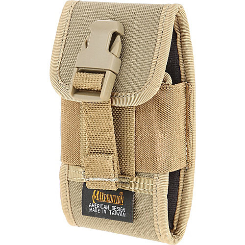 KHAKI Vertical Smart Phone Holster iPhone 5, Samsung Galaxy-Others Multi-Colored