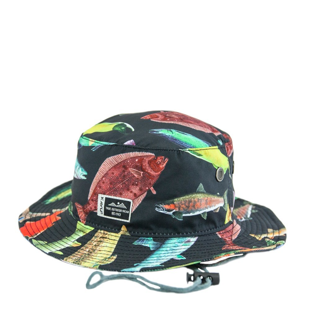Bfe Hat, Aqua Diver, One Size, 100% Polyester By KAVU
