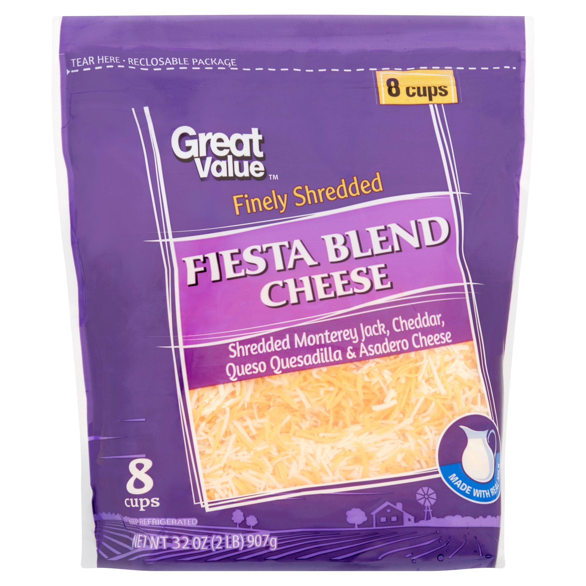 shredded cheese walmart