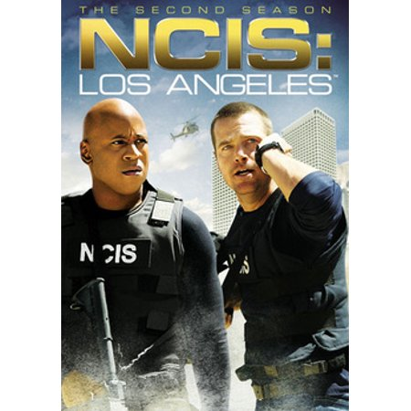 NCIS: Los Angeles - The Second Season (DVD)