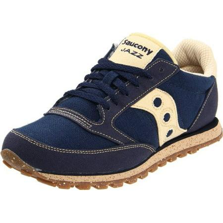 Saucony 2887 12 : Originals Men's Jazz Low Pro Vegan Sneaker,Navy (11, Navy)