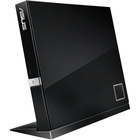 Asus External Slim Blu-Ray Drive - 128GB BDXL Support (Best Internal Blu Ray Drive For Ripping)
