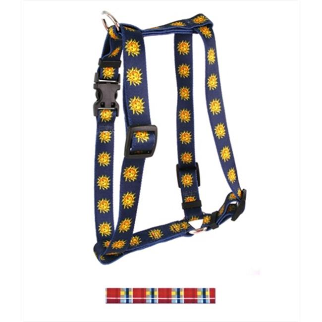Yellow Dog Design Madras Roman Harness
