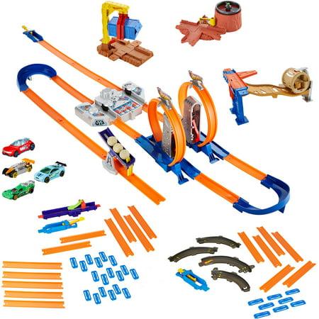 Hot Wheels Online Track Builder System