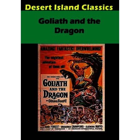 Goliath and the Dragon (DVD) - Dragon City Halloween Island