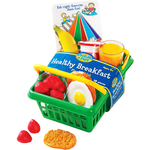 Learning Resources Play Breakfast Basket