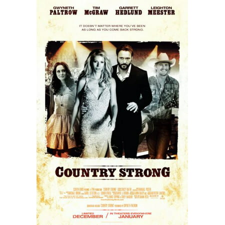 French Country Mini (Country Strong Movie 11inx17in Mini Poster)