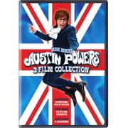 Austin Powers: 3 Film Collection by WARNER HOME ENTERTAINMENT