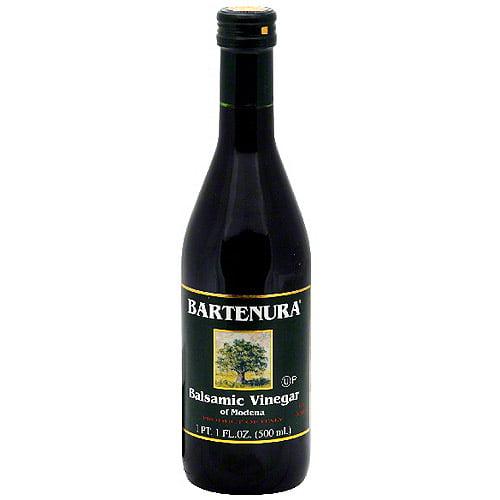 Bartenura of Modena Balsamic Vinegar, 16.9FO (Pack of 6) by Generic