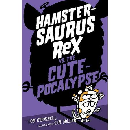 Hamstersaurus Rex vs. the Cutepocalypse (Weta King Kong Vs V Rex Statue)