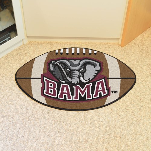 University of Alabama Football Mat