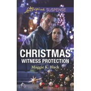 Protected Identities: Christmas Witness Protection (Paperback)