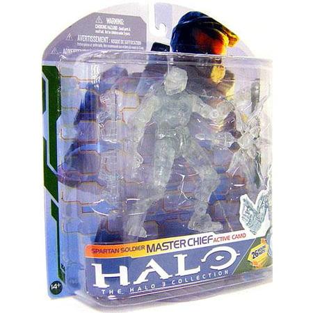 Chief Reaction Series (McFarlane Halo Series 5 Master Chief Action Figure [Active Camo])