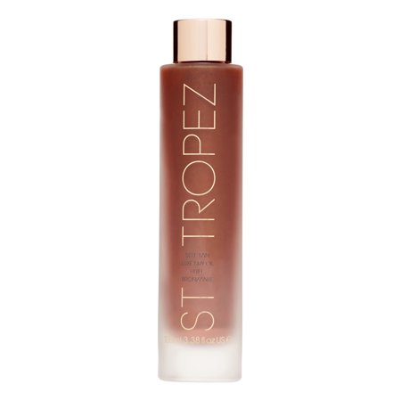 Deep Tanning Dry Oil - St. Tropez Self Tan Luxe Dry Oil, 3.38 Oz