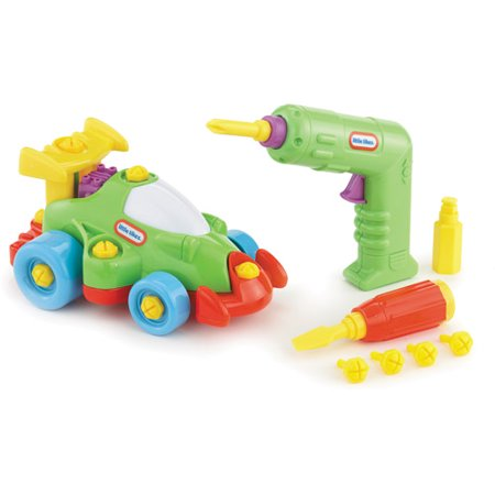 Little Tikes Battery Operated Race Car