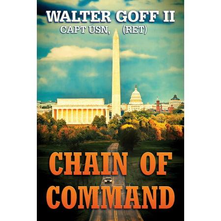 Walmart chain of command