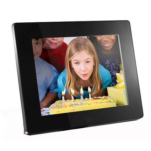 "Aluratek Admpf108f 8"" Digital Photo Frame"