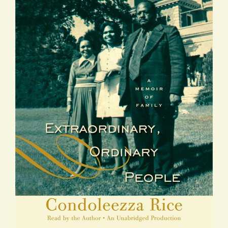 Extraordinary, Ordinary People - Audiobook