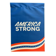 "All Star Flags 12""x18"" America Strong Garden Flag"