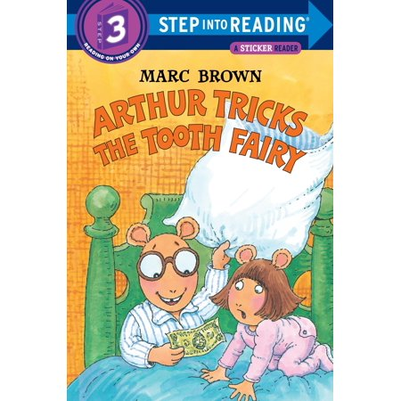Arthur Tricks the Tooth Fairy - Bunny Tooth Fairy Box