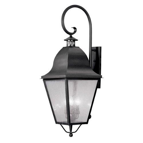Livex Amwell 2559 Outdoor Wall Lantern - 16W in.
