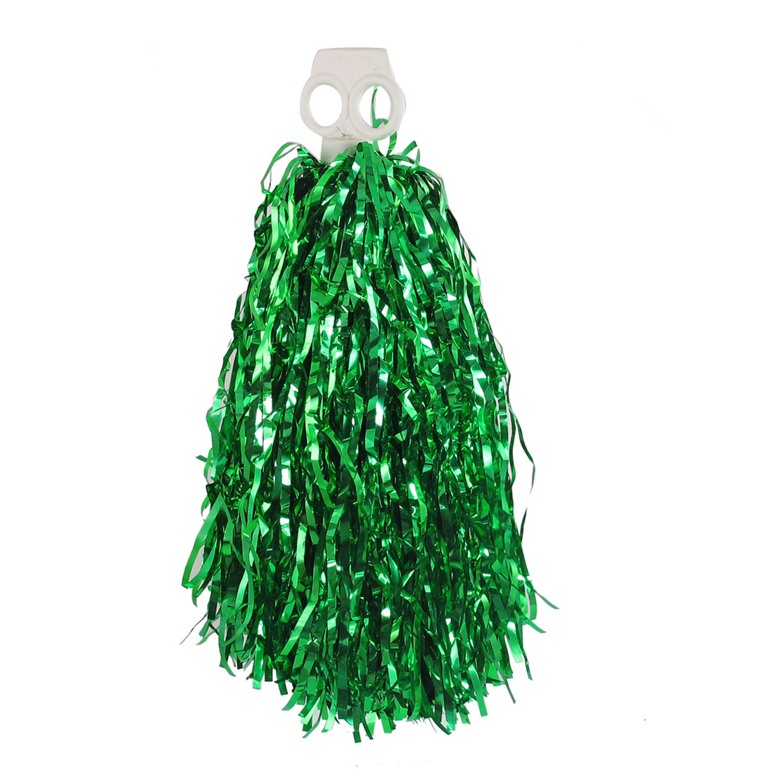 Unique Bargains Party Dancing Tinsel Spirit Cheer Leader Handheld Pom Poms Shakers