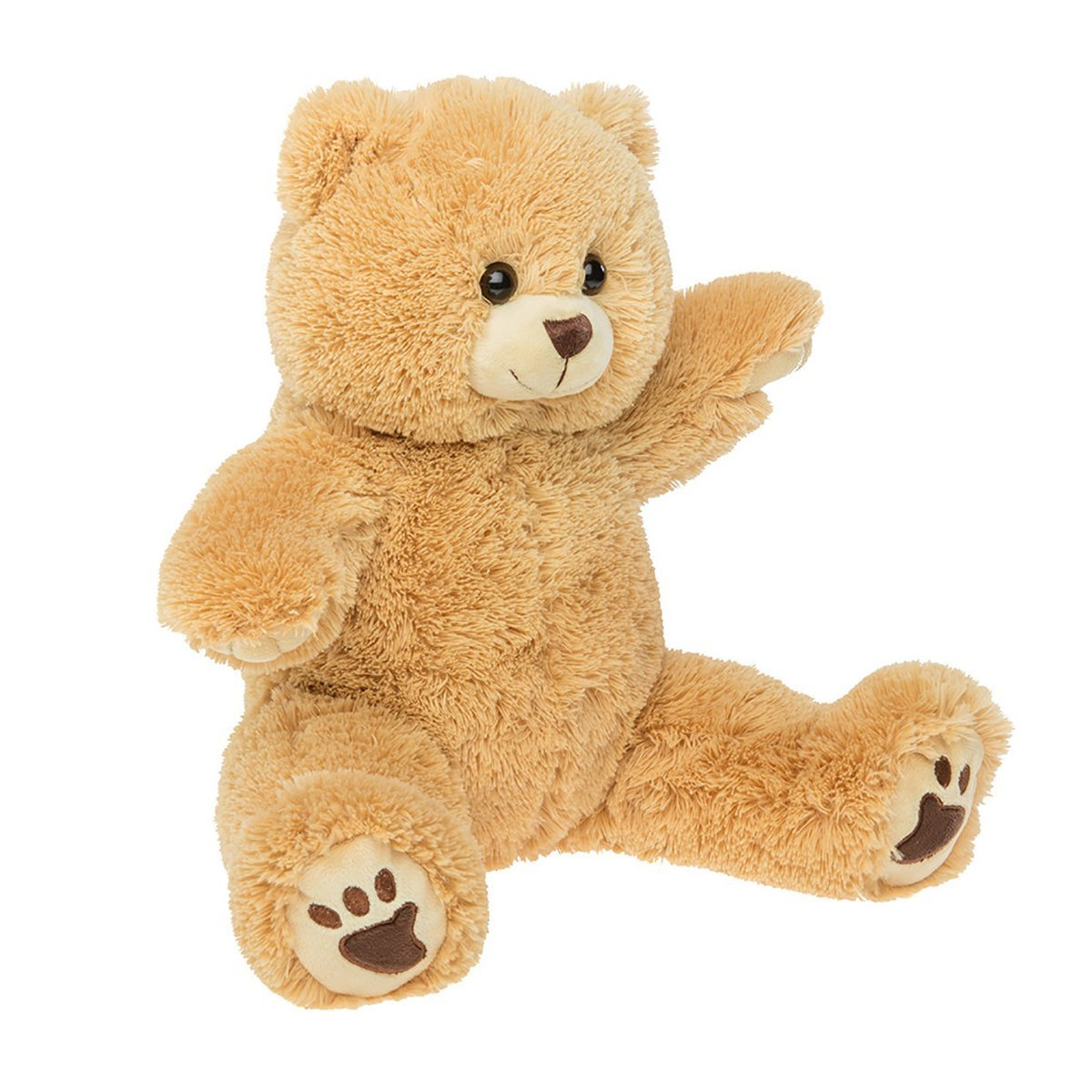 Recordable Teddy Bear Walmart, Personal Recordable Plush 15 Quot Talking Teddy Bear New Walmart Com Walmart Com