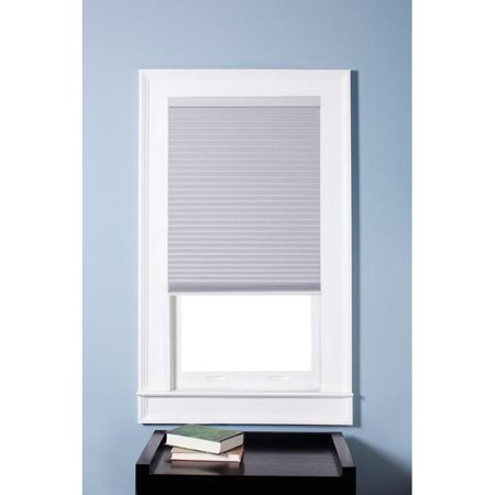 Arlo Blinds Single Cell Blackout White Cordless Cellular Shades,52