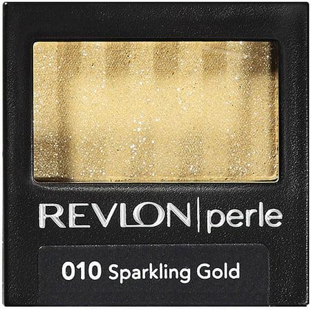 Revlon Luxurious Color Eye Shadow Sparkling Gld